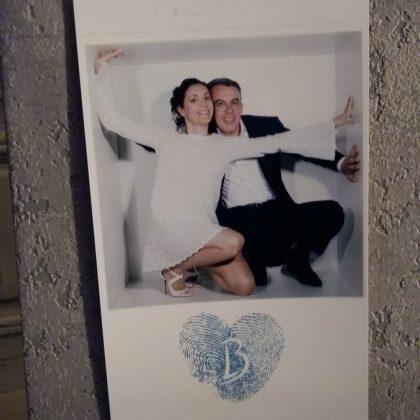 Animation photobooth mariage
