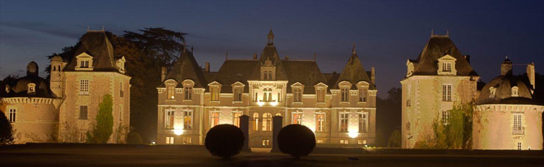 château mariage Nantes